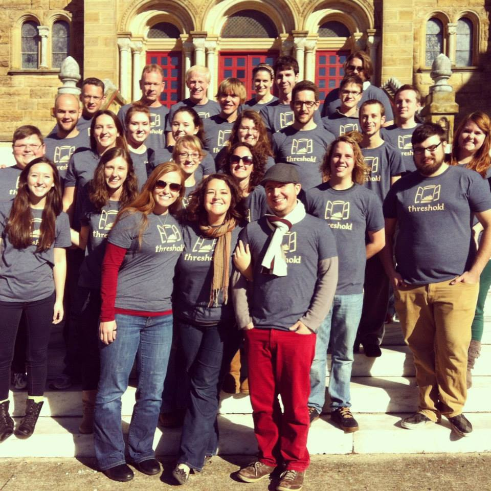 HBC Young Adult Retreat, St. Meinrad Archabbey, 2013