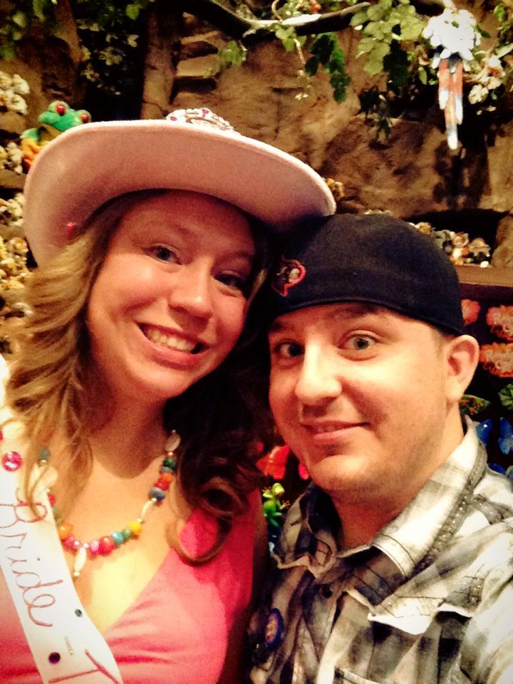 Dilts Bachelorette Party - Nashville 2013